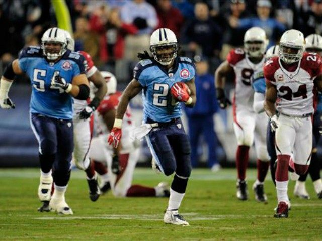 Chris Johnson AP