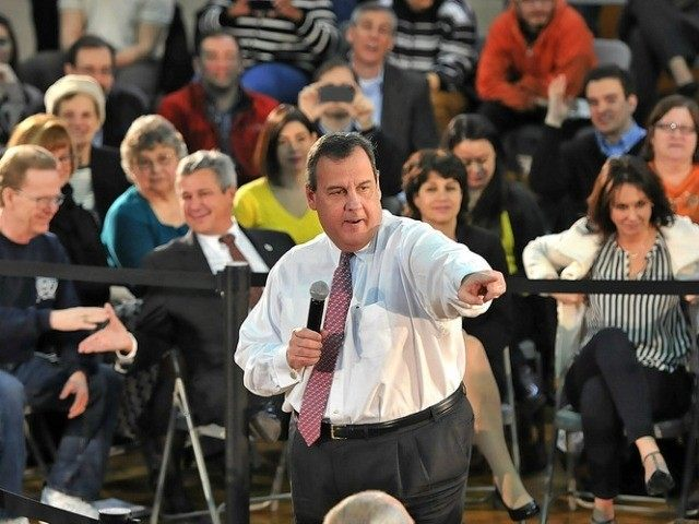 Christie-town-hall-ap