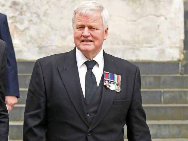 Colonel Bob Stewart DSO MP AFP