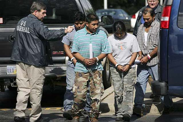 exploring the threat of illegal immigrants to the us homeland security