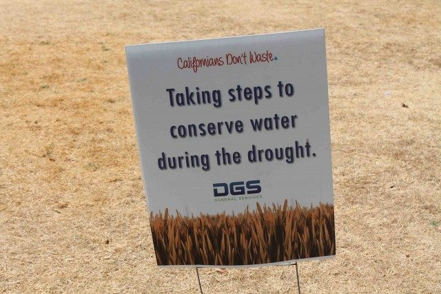 Drought at Capitol (Joel Pollak / Breitbart News)