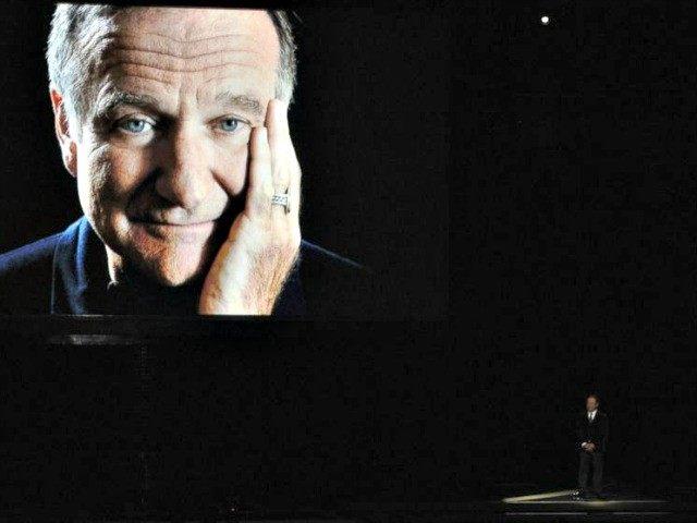 Emmy Robin Williams Tribute NBC