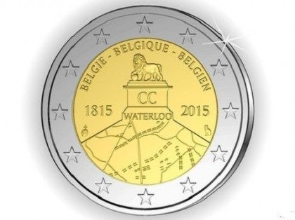 Euro Waterloo Coin