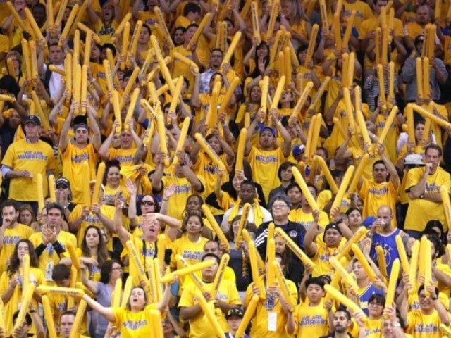 Golden State Warriors Fans AP