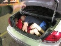 Human Smuggling - Falfurrias Texas - Photo US Border Patrol