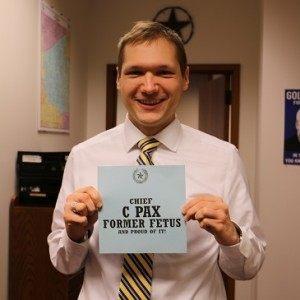 Photo courtesy of Texas Right to Life