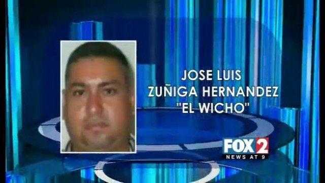 Jose Luis Zuniga Hernandez - Fox 2 Screenshot