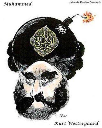 Jyllands Posten Muhammad