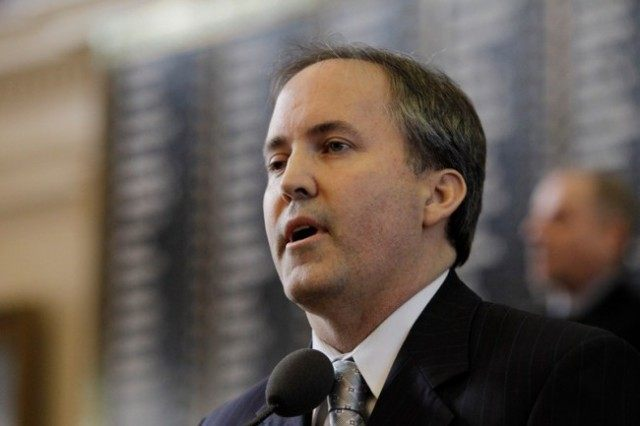 Texas Attorney General Ken Paxton has been charged with two …