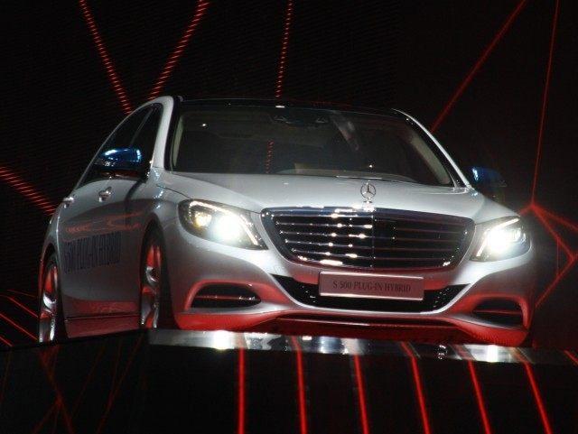Mercedes EV (Kevin Gimbel / Flickr)