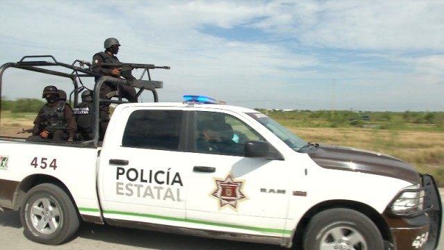 Mexican Police - Rio Bravo