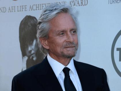 Michael Douglas (Jim Ruymen / UPI)