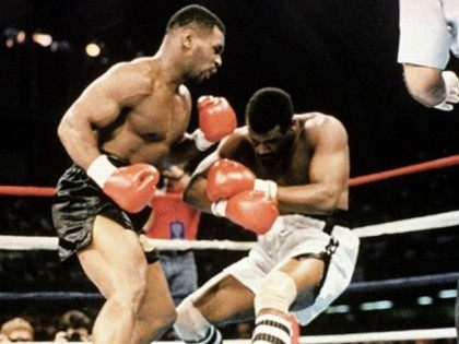 Mike Tyson Michael Spinks