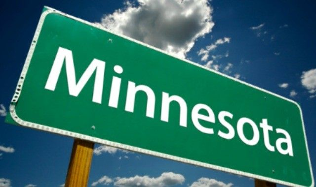 Minnesota Sign