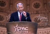Oliver North at CPAC