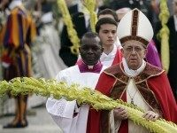 Pope Francis Palm Sunday Reuters