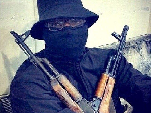 Raphael Hostey Islamic State