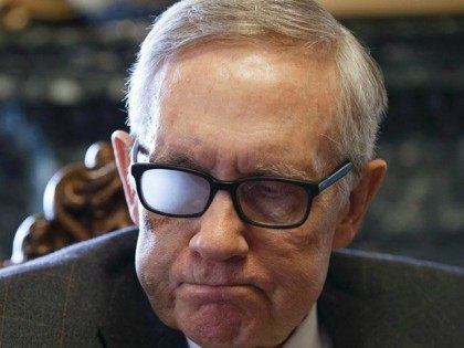 Reid's involvement highlights the seriousness of the problem he may have dealing with a member in his ranks who's expected to be indicted within weeks.