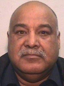 Rochdale Rapist Shabir Ahmed Gang Leader