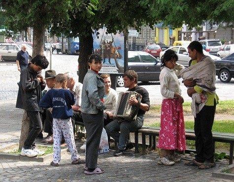 Romani People in Ukraine