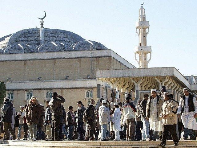 Rome Mosque AFP