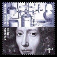 Royal Society stamp