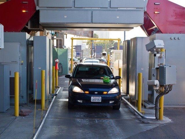 San Ysidro X-Ray (U.S. Customs and Border Patrol)