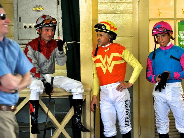 Santa Anita Jockeys