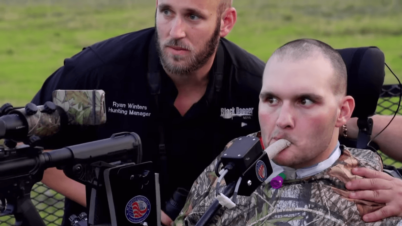 Black Hog Down! Palin TV Show Features Amazing Hunts for ...