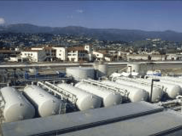 Charles Meyer Desalination Facility (City of Santa Barbara)