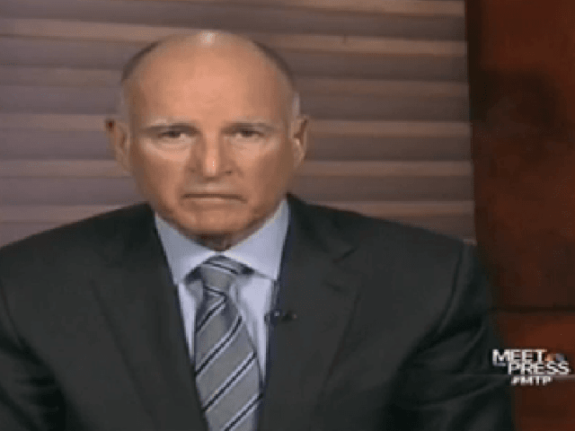 Jerry Brown, Meet the Press (Screenshot)