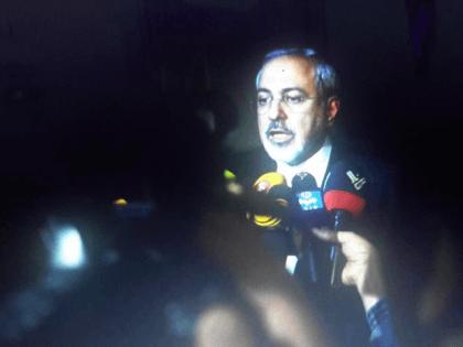 Javad Zarif on Iran Deal (Nuclear Talks / Twitter)