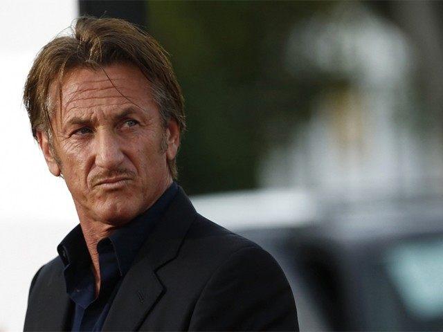 Sean Penn Watch...