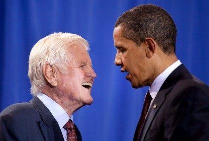 Senator_Edward_Kennedy_with_President_Barack_Obama_4-21-09