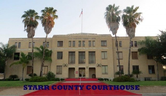 Starr County Courhouse