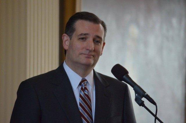 Ted Cruz at TAG Swearing in