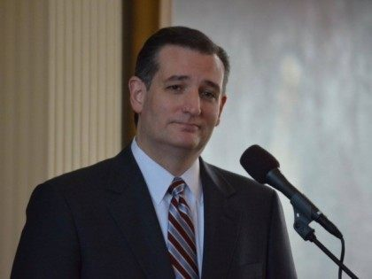Ted Cruz at TAG Swearing in