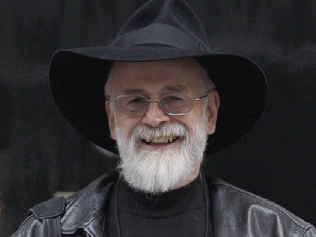 Terry Pratchett Reuters