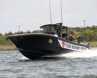 Texas DPS Gun Boat Troy Hogue