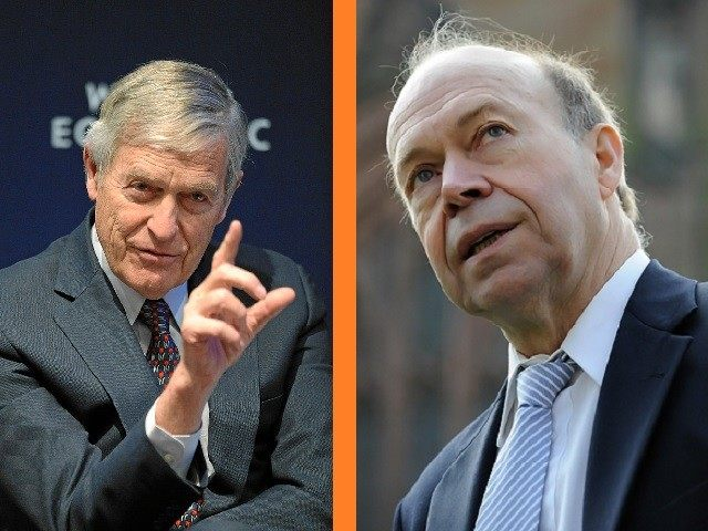 Tim Wirth James Hansen Reuters