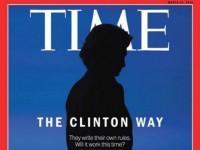 Time Hillary Horns