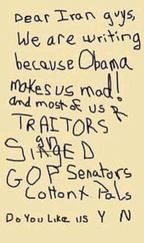 UH Prof Fake GOP Letter