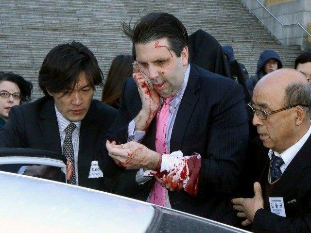 US-ambassador-south-korea-stabbed-AP