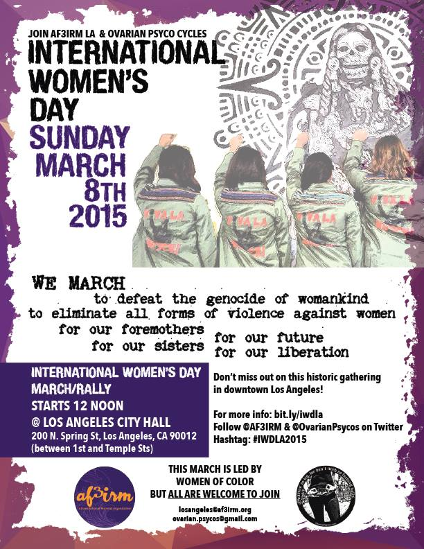 Womens Day Poster