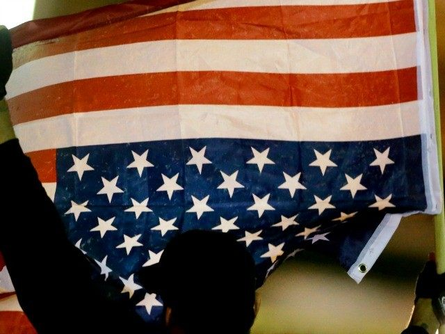 Banned American Flag Bans American Flag From '