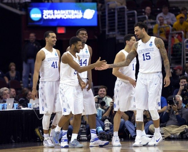 Andrew Harrison, Willie Cauley-Stein