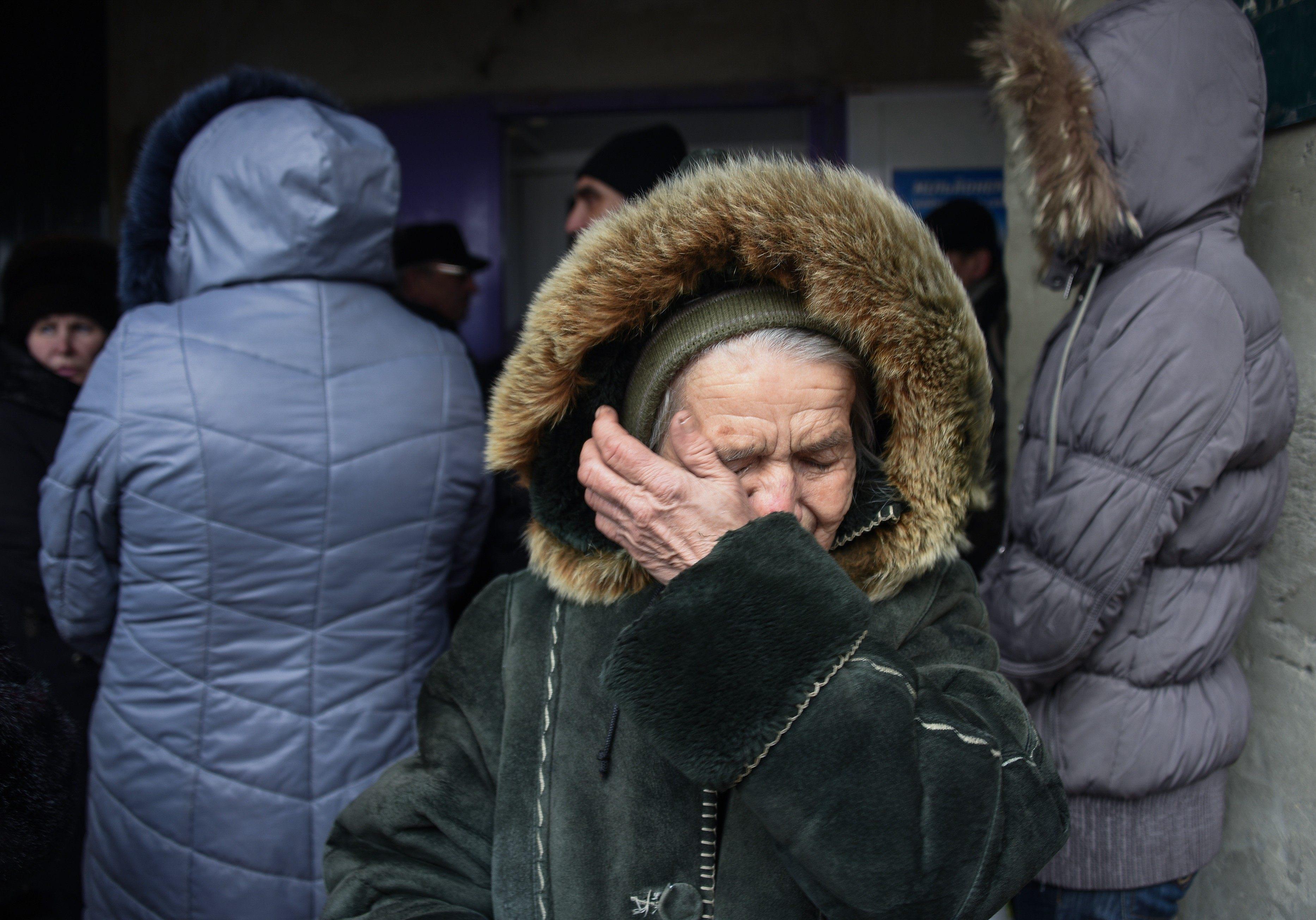 Разница между крымским и украинским пенсионером