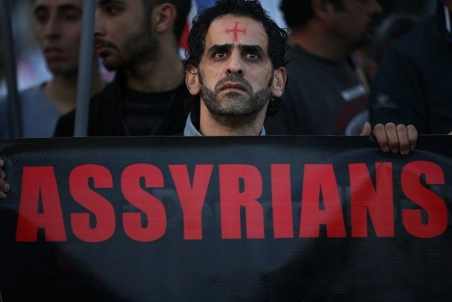 As U.S. Hesitates, EU Recognizes Islamic State Christian Genocide