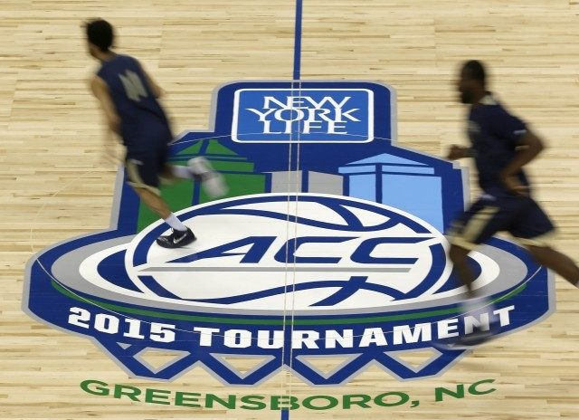 ACC relocates conference title games over North Carolina's bathroom bill