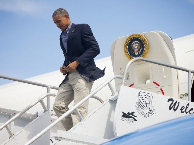 Obama to Take Airforce One to Florida to Make Global Warming Speech On Earth Day